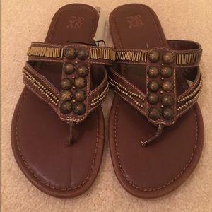 NY & Company sandals size 6